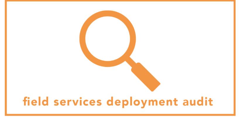 New eBook: Field Services Deployment Audit